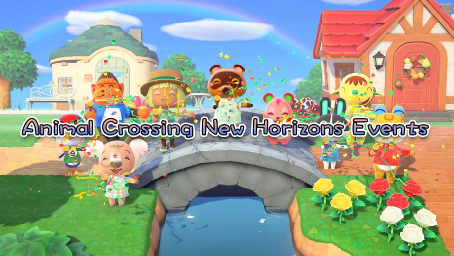 Animal Crossing New Horizons Event Calendar (Schedule)