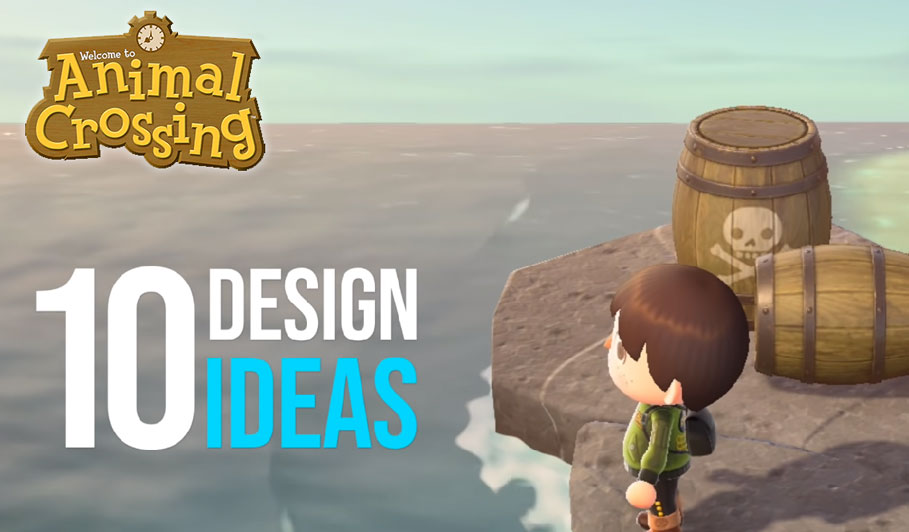 animal crossing new horizons natural island ideas