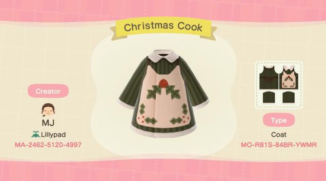 acnh christmas clothes 2