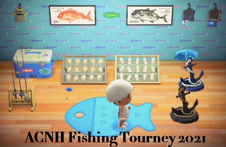 ACNH Fishing Tourney 2021