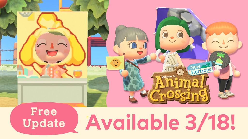 Animal Crossing New Horizons 1.9.0 Anniversary Update